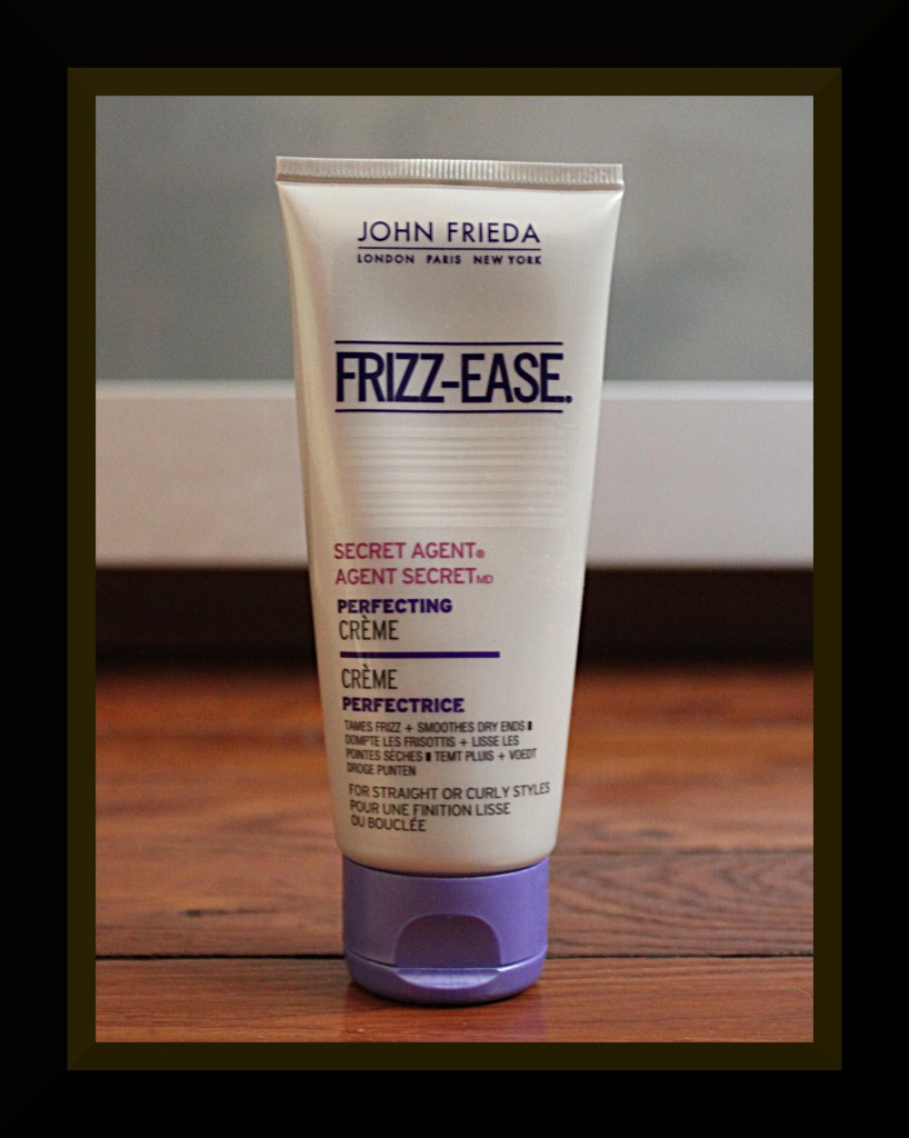 John Frieda, Frizz-ease, secret agent