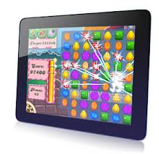 candy crush, ipad