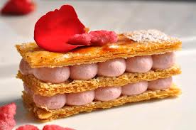 mille-feuille, layering