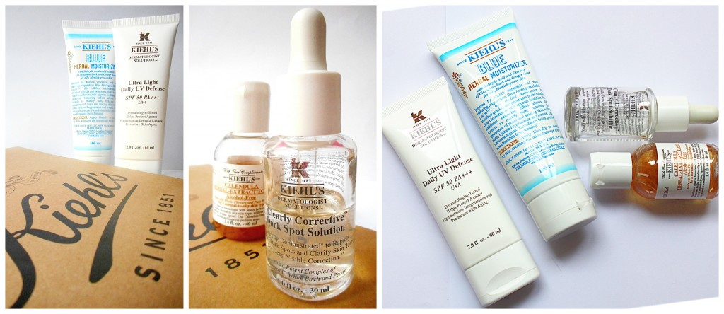 kiehl's anti blemish program
