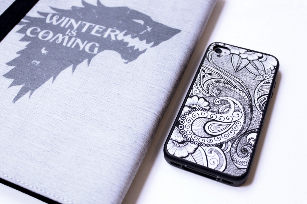 IPad, Iphone, coque, winter is coming