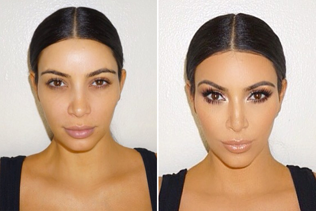 kim-kardashian-no-makeup-before-and-after