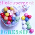 bonbon, couleurs, chewing-gum, place-a, vintage