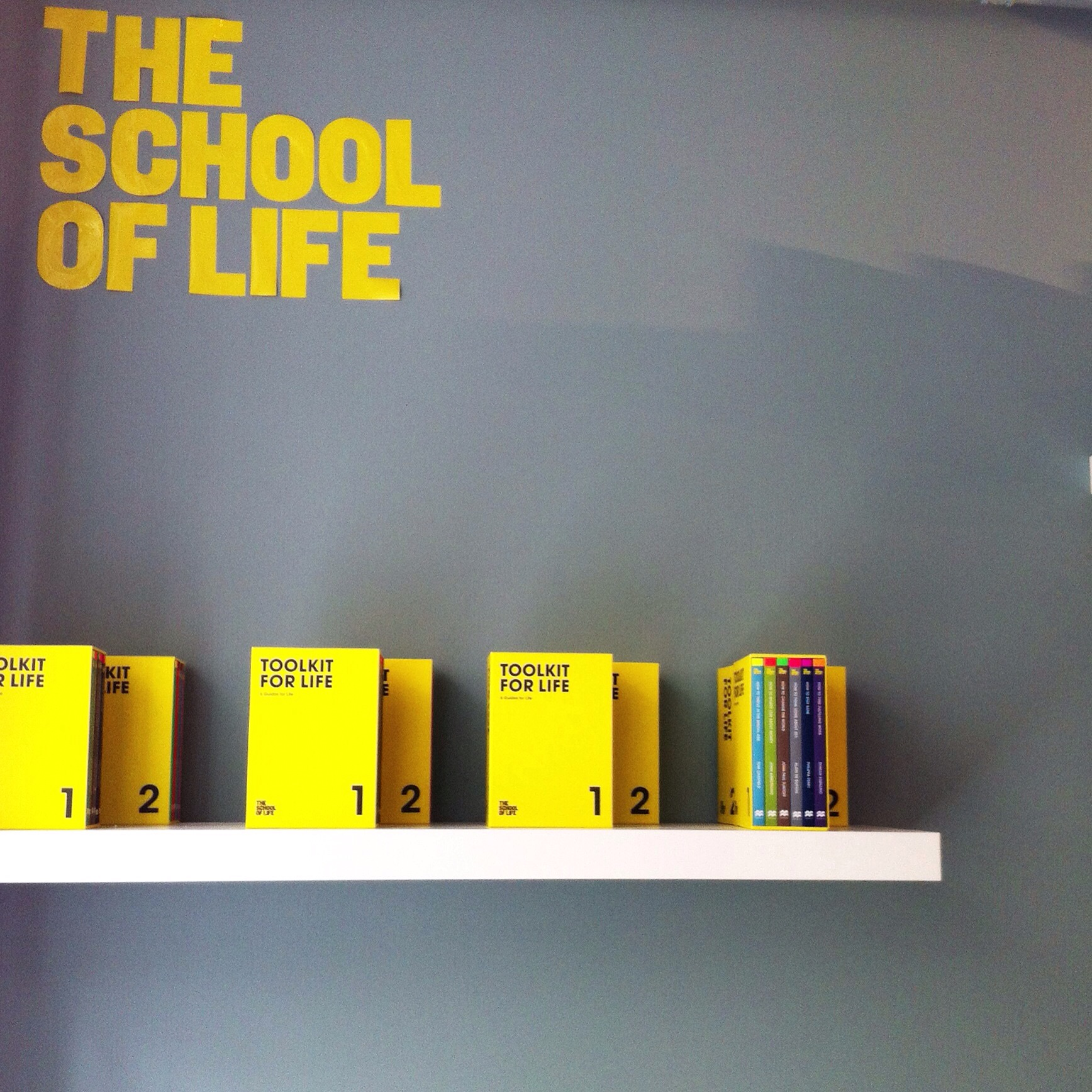 The School Of Life, Paris